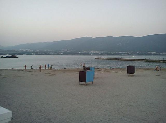 Тонкий мыс пляж