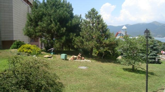 Курортный комплекс Надежда 4