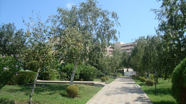 Курортный комплекс Надежда 7