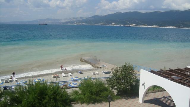 Пляж Надежды в Кабардинке 2