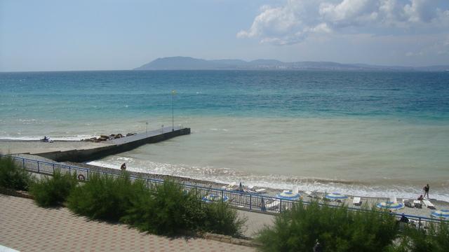 Пляж Надежды в Кабардинке