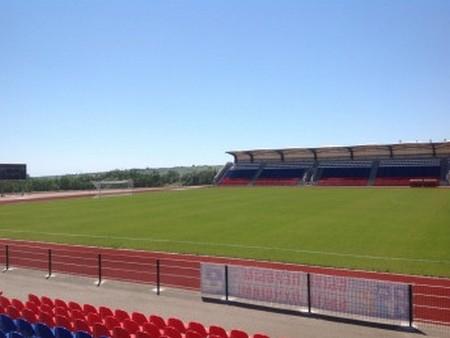 Стадион в Геленджике