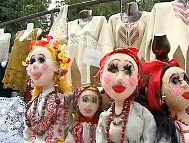 Ярмарка народных промыслов в Краснодаре 3