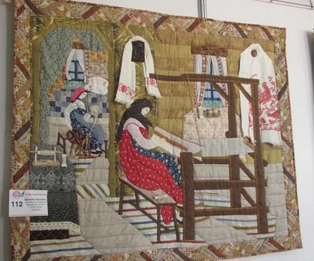 Фестиваль лоскутного шитья
