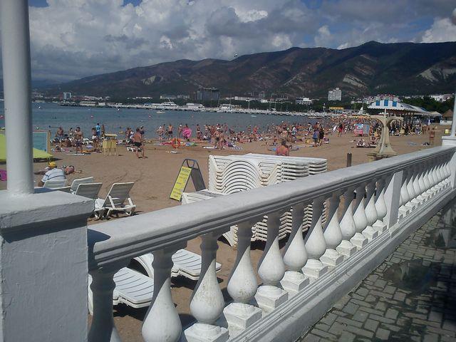 Пляж 9 сентября 2014 года