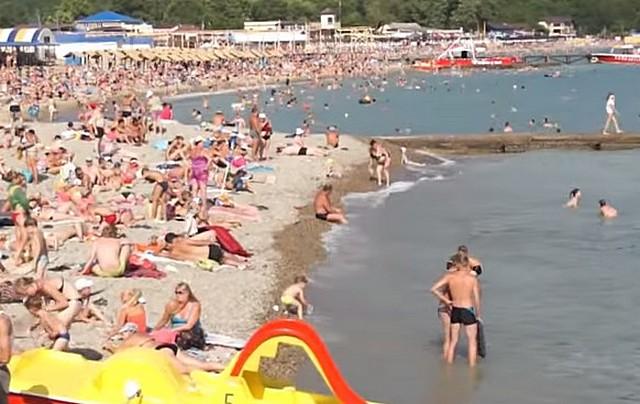 Архипо-Осиповка-пляж