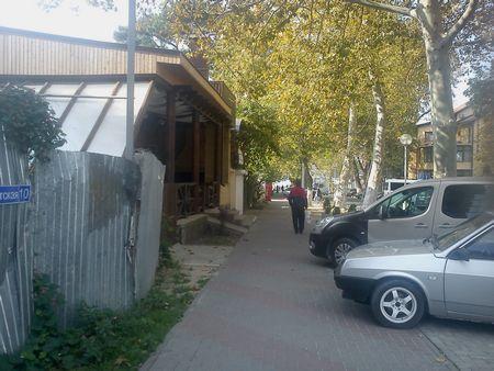 Геленджик улица Советская