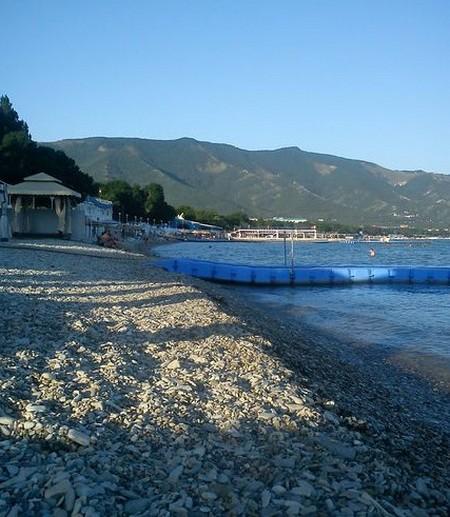 Пляж-Голубая-волна