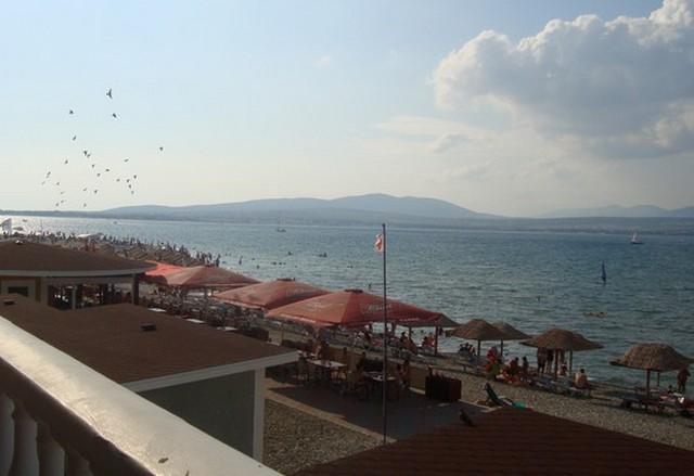 Пляж Сады морей