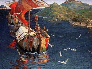 Поход на Византию