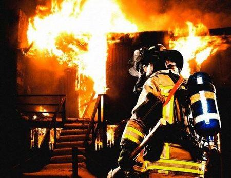 Правила пожарной безопасности дома