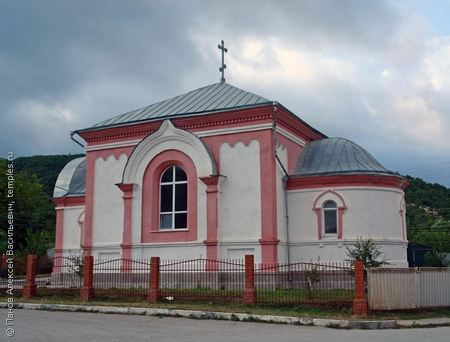 Церковь Прасковеевка
