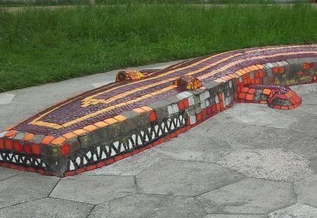Парк скульптур в Адлере