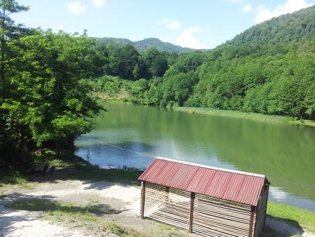 Сочи Калиновое озеро