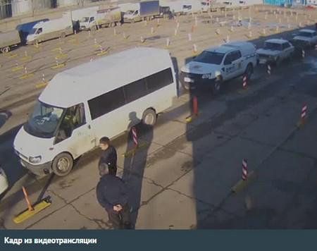 Веб камера Порт Кавказ