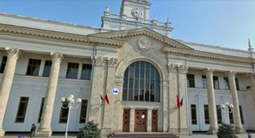 Краснодар жд вокзал