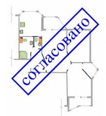 Перепланировка двушки: типовая квартира до и после