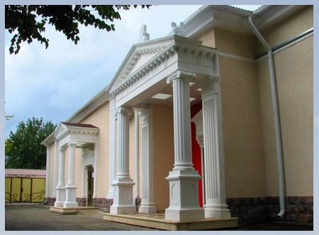 Выставочный зал - выставки