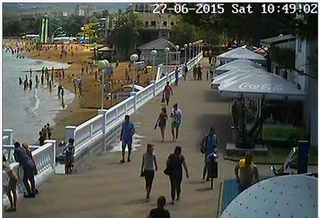Веб камера Геленджик 27 июня 2015 года