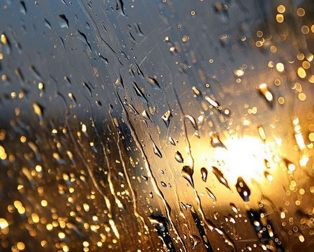 В Геленджике дождь