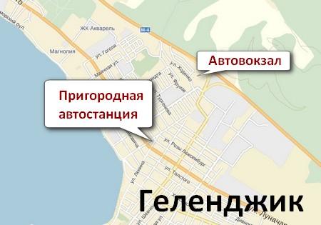 Старая автостанция - Автовокзал