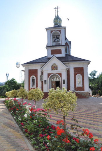 Храм села Дивноморское
