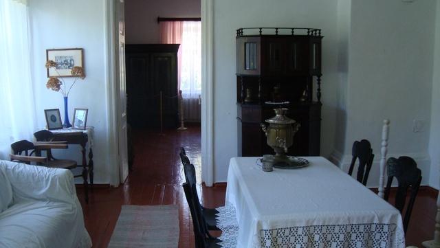 Джанхот - Дом музей Короленко