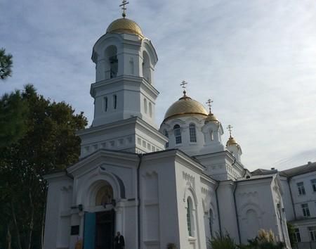 Свято-Вознесенский кафедральный собор г.Геленджик
