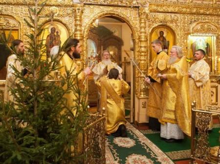 Новороссийск рождественские службы