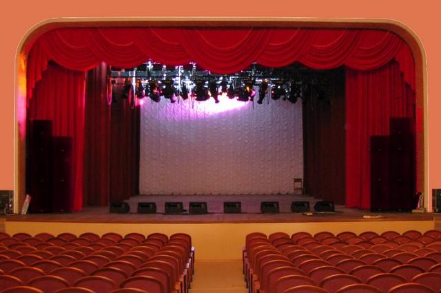Концертный зал ДК