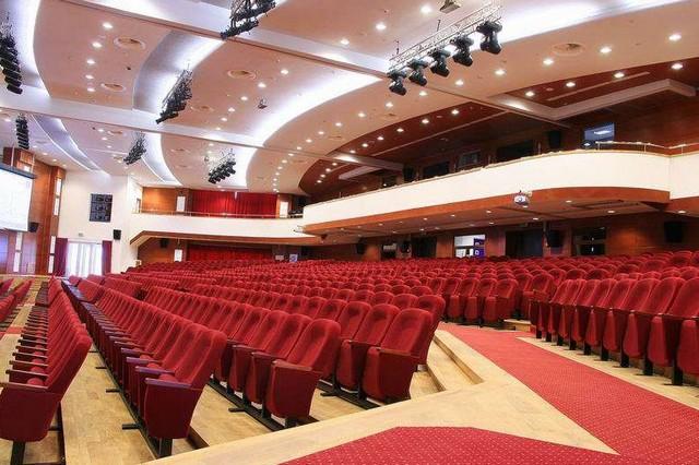Концертный зал Кабардинка