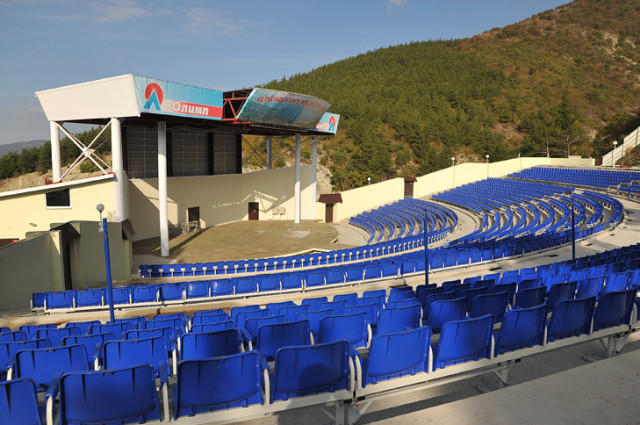 Концертный зал Олимп
