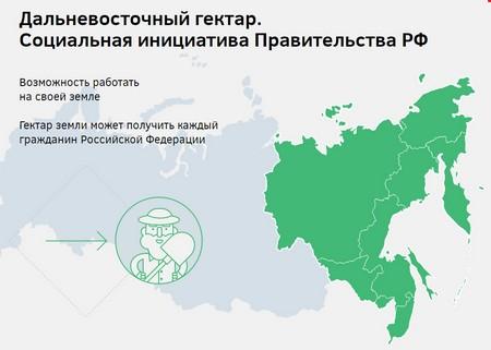 Дальневосточный гектар