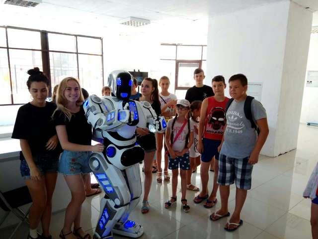 Роботы 2
