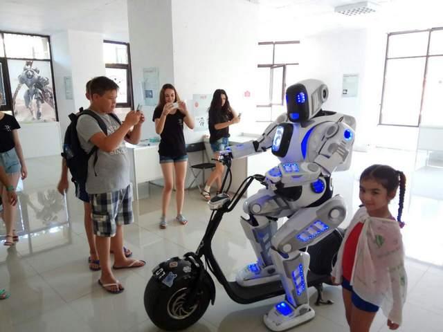 Роботы 4