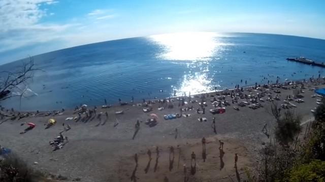 Пляж Факела