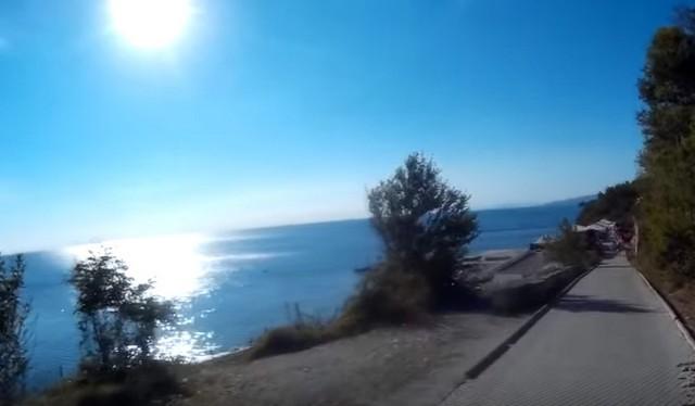 Спуск на пляж Факела
