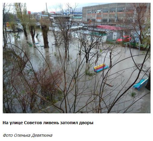 Новороссийск потоп фото 2