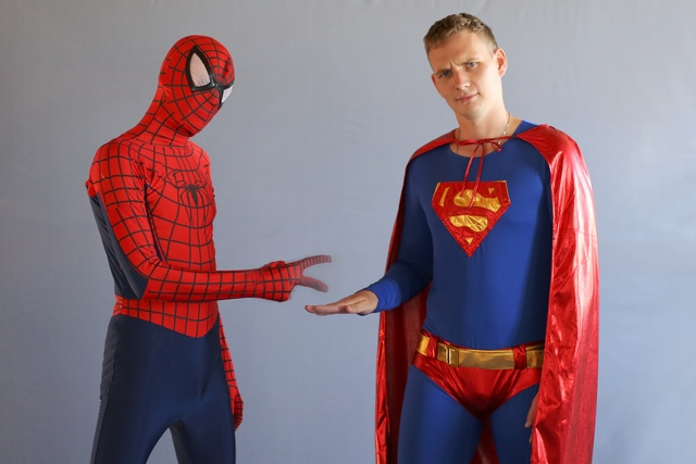 Супергерои 1
