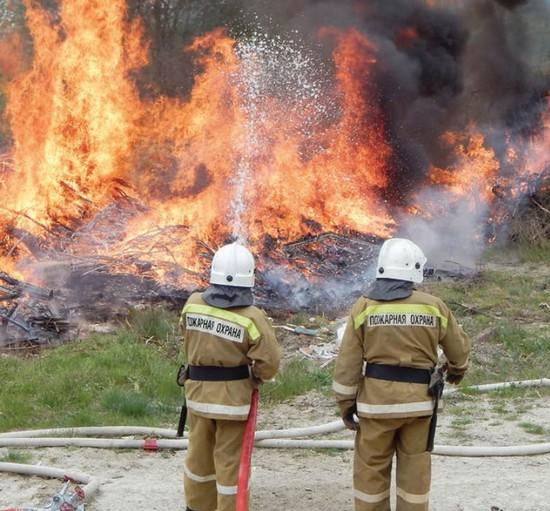 Учения пожар 3