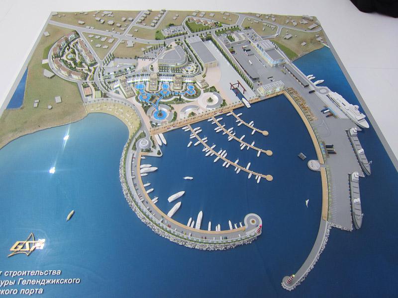 Реконструкция порта