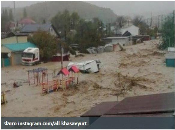 Потоп в Туапсе 5