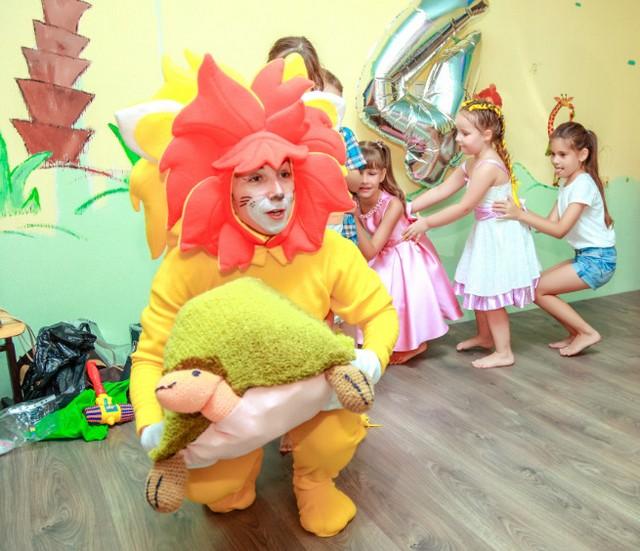 Детские праздники в Сочи