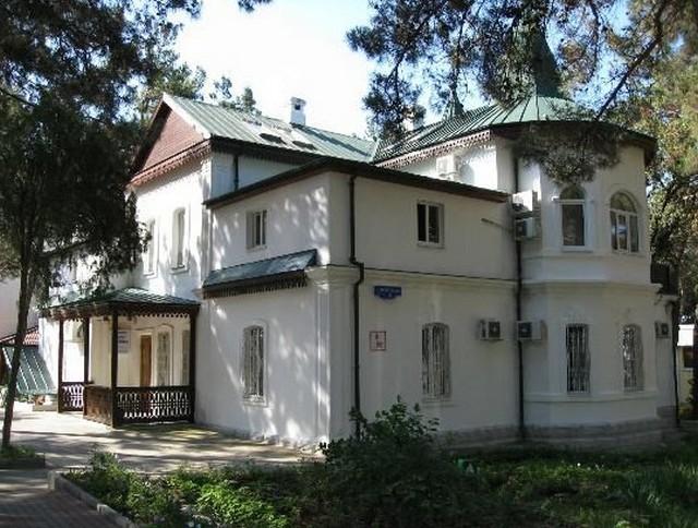 Дом с эркерами Морская