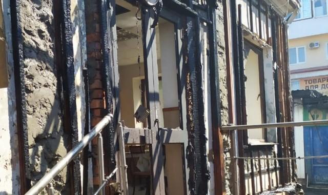 После пожара 7