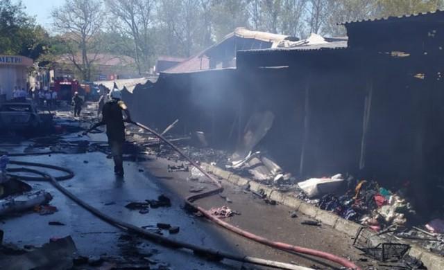 после пожара 2
