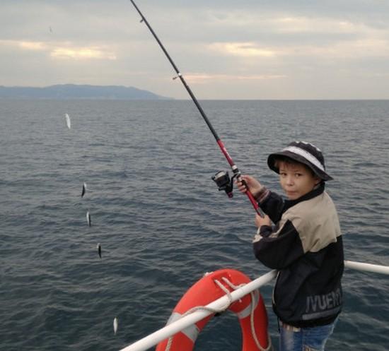 Рыбалка-ставрида-Геленджик