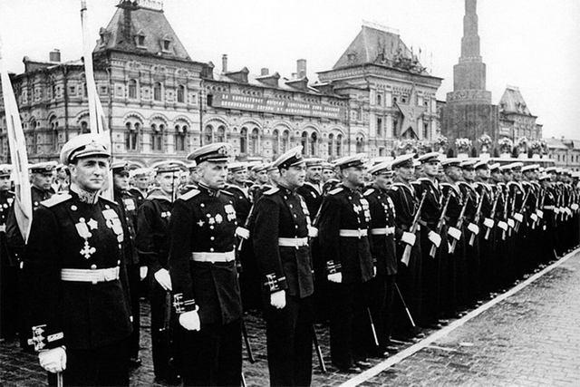 1945 Парад 3