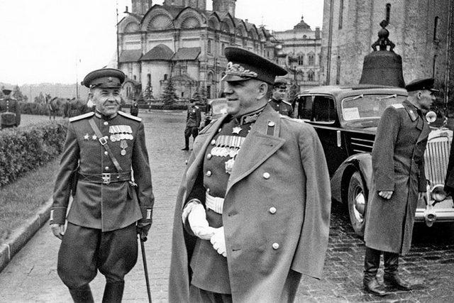 1945 Парад 4