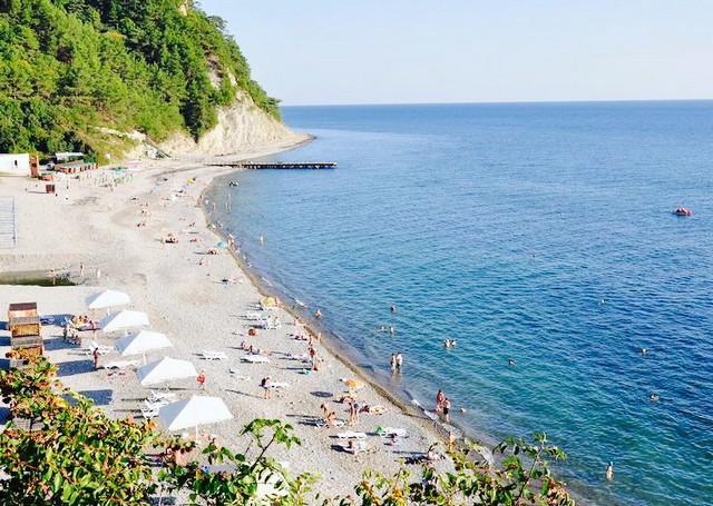 Прасковеевка пляж 2